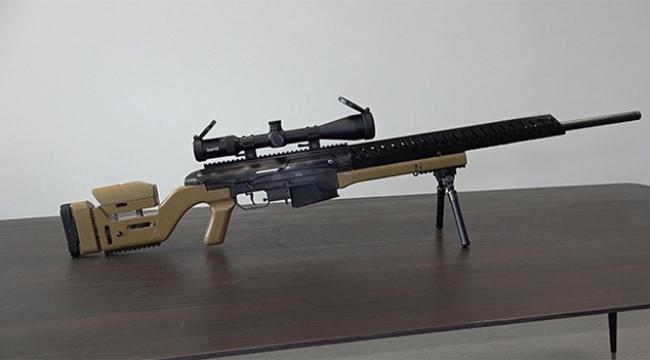 'Sniper tüfeği'ne 3 ülkeden sipariş teklifi