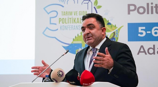 'Tarım politikaları siyasetten arındırılmalı'