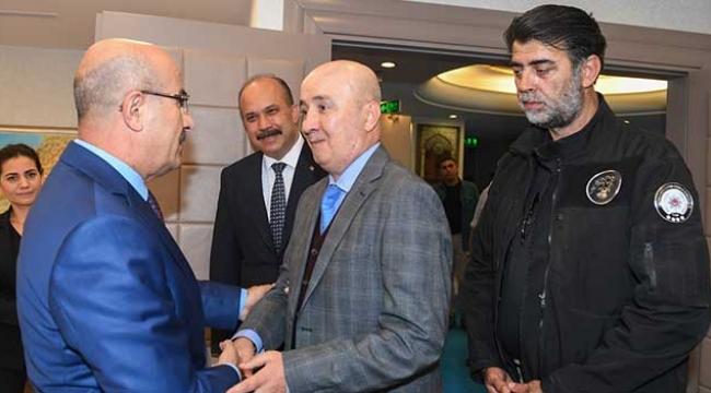 TEM Daire Başkanı Aslan Adana'da