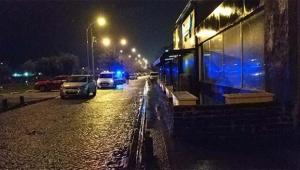 4 ayrı bara peş peşe saldırı düzenlendi