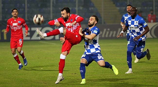 Adana Demirspor moral buldu:1-0