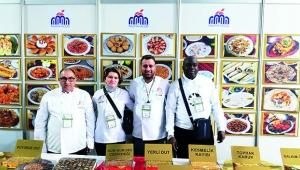 Adanalı aşçılar Helal Expo'ya damga vurdu