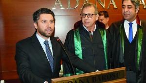 'Adliye binası yeni adli yıl açılışına yetiştirilecek'