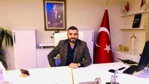 AK Parti Seyhan İlçe Başkan Yardımcısı Elyesa Vuran'dan Yeni Yıl Mesajı
