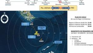 Askeri uçak radardan çıktı
