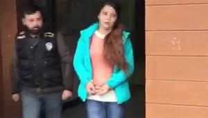 Bakıcı önce baktığı çocuğu dövdü sonra evi soydu