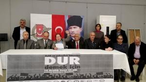 Birleşik Kamu–İş'ten bütçe protestosu