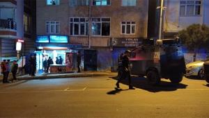 Büfeye silahlı saldırı: 1 ağır yaralı