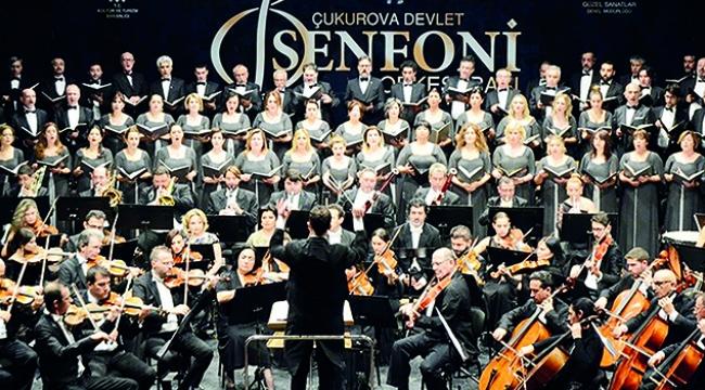 ÇDSO yeni konsere hazırlanıyor