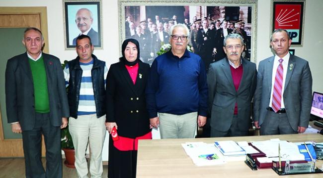 CHP gazilerin hak mücadelesinin yanında