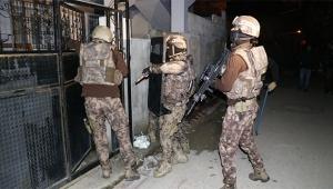 DEAŞ operasyonunda 6 gözaltı