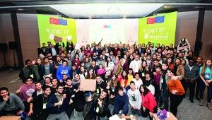 Genç girişimciler Ç.Ü.de buluştu