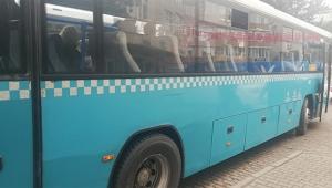 Otobüste kadına taciz iddiası infial yarattı