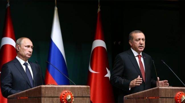 'Putin ve Erdoğan zirvede görüşülecek