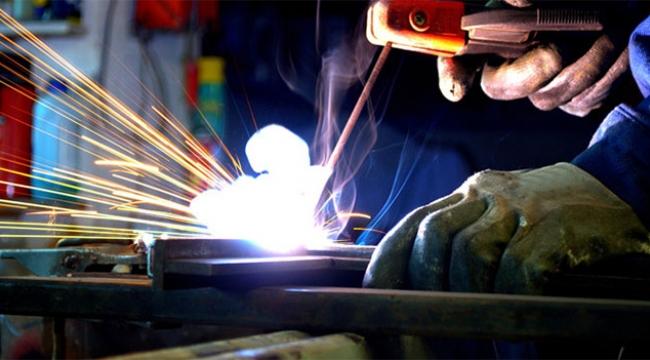 Sanayi üretimi 3,8 arttı