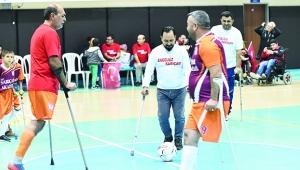 Sarıçam Belediyesi 3 Aralık Dünya Engelliler Günü'nde düzenlediği etkinlikle farkındalık yarattı