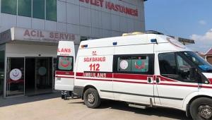 Sinirli hasta yakını hemşirelere saldırmaya kalktı