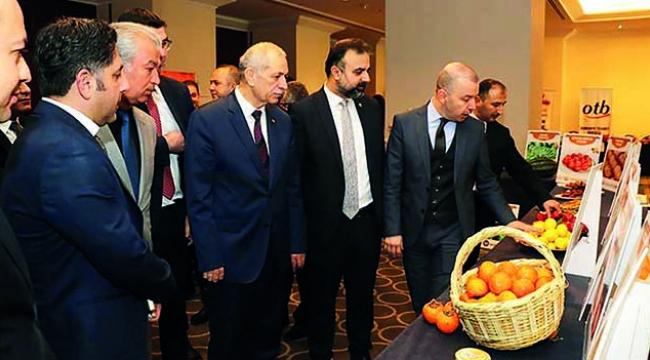 'Türkiye'nin coğrafi işaretli ürün potansiyeli 2 bin 500'ün üzerinde'