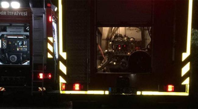Yangın dehşeti: 2 ölü, 1 yaralı
