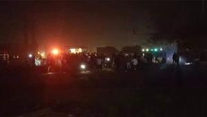 Yolcu treni otomobile çarptı: 7 ölü, 5 yaralı