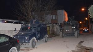 15 uyuşturucu satıcısı gözaltına alındı