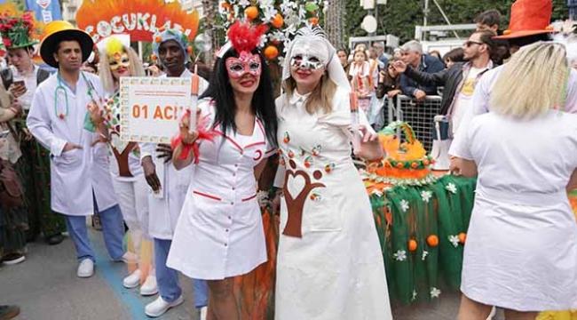 8'nci Uluslararası Portakal Çiçeği Karnavalı İçin Geri Sayım Başladı