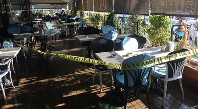 Adana'da kafede silahlı saldırı