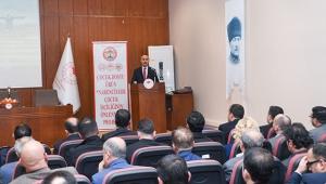 'Adana dünyanın sayılı gıda arz merkezlerinden birisidir'