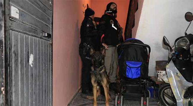 Adana merkezli 5 ilde uyuşturucu operasyonu