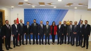 'Adana'ya 2023 yolunda AK Parti'nin mührünü vuracağız'