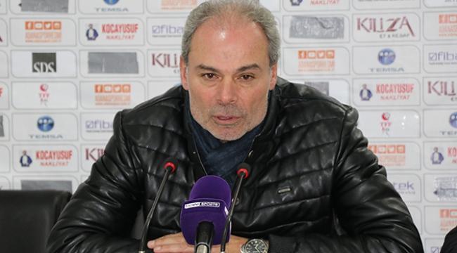 Adanaspor'da Engin İpekoğlu dönemi bitti