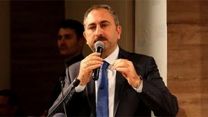 Bakan Gül'den nafaka açıklaması