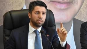 Başkan Ay'dan CHP'ye sert tepki