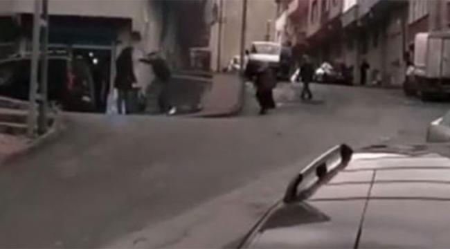 Bir kadın sopayla öldüresiye dövüldü