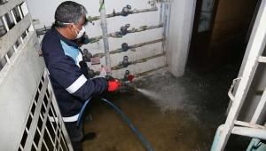 Büyükşehir, sivrisinekle mücadeleye şimdiden başladı