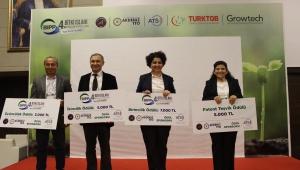 Ç.Ü.'ye bitki ıslahı proje pazarından iki ödül geldi
