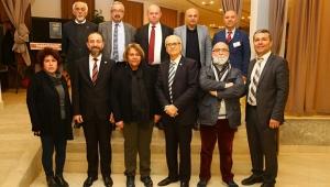 Cafer Esendemir 14 kişilik yeni yönetimi ile 'yola devam' dedi