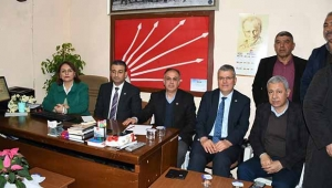 CHP'den 2 günde 13 ilçeye ziyaret