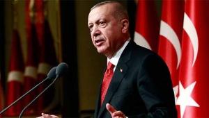 Cumhurbaşkanı Erdoğan'dan önemli açıklama