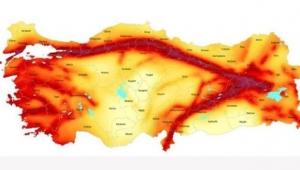 Eviniz fay hattına ne kadar yakın?