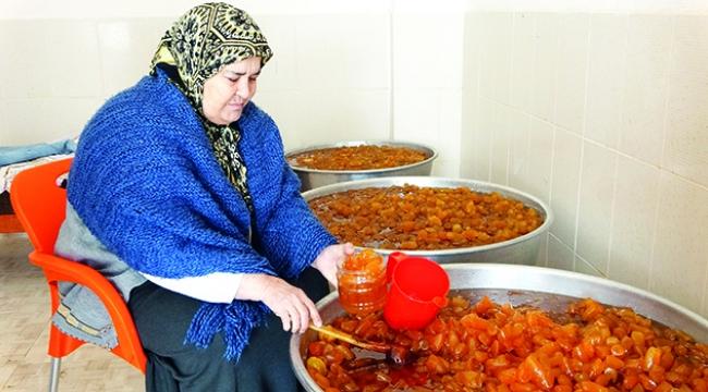 Gaziantep baklavasına alternatif turunç tatlısı