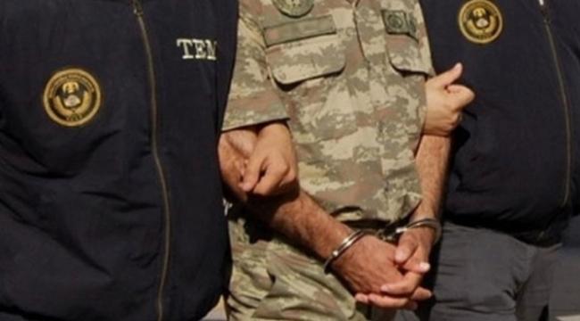 İncirlik Üssü'nde görevli teğmen FETÖ operasyonunda gözaltında