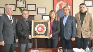 Karslıoğlu: İş birliği ve desteğimiz sürecek