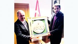 Kredi Yurtlar Genel Müdürü Er Adana'da