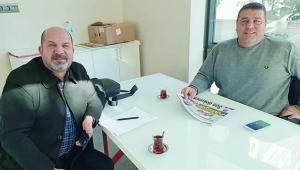 Markaloğlu, Trabzonlular Derneği'nde güven tazeledi