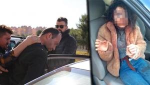 Polisim dedi darp edip cinsel saldırıda bulundu
