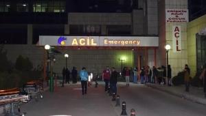 Siyanür alarmı! 3 rütbeli asker hastaneye kaldırıldı
