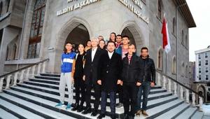 TOKİ Sarıçam Anadolu Lisesi masa tenisinde Türkiye 4. oldu