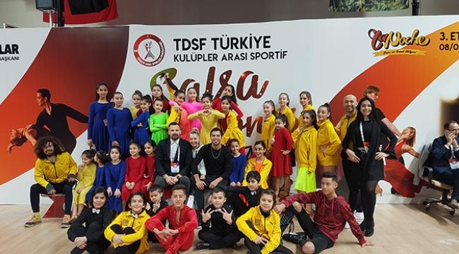 Adana'da Salsa Ateşi