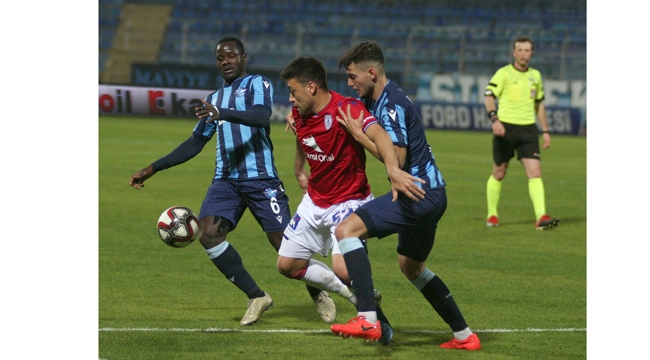 Adana Demirspor fark attı:4-2